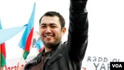 Rəşadət Axundov, N!DA Vətəndaş Hərəkatı