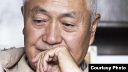 中共開國元帥陳毅之子陳小魯(資料找) (圖片來源:VCG)