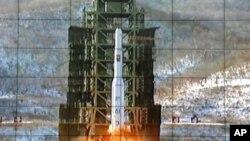 朝鮮本月中發射火箭(資料圖片)