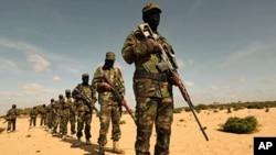 索馬里青年黨(資料圖片)
