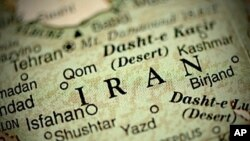Picture of Iran.