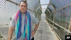 Robert MacLean, mantan polisi Angkatan Udara yang dipecat karena membocorkan informasi sensitif (foto: dok).