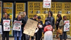 نگرانی فعالان آفريقای جنوبی از قانون جديد مطبوعات