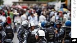 联合国秘书长吁洪都拉斯保障塞拉亚安全