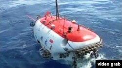 Tàu ngầm Giao Long được hạ thủy.