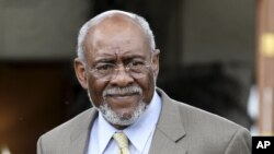 US Assistant Secretary of State Johnnie Carson (file photo)