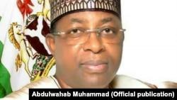 Gwamnan JIhar Bauchi Barrister Muhammed Abdullahi Abubakar