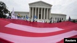 Los matrimonios entre personas del mismo sexo son legales en los 50 estados del país.