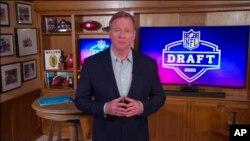 La primera noche del draft de la NFL fue sintonizada por 15,6 millones de televidentes, con lo que rebasó fácilmente el récord de audiencia establecido hace seis años.