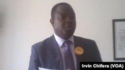 VaItai Rusike, mukuru weCommunity Working Group on Health
