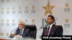 پی سی بی کا سری لنکن ٹیم کی سکیورٹی کو یقینی بناتے ہوئے کہنا ہے کہ وہ سری لنکن کرکٹ بورڈ کے ساتھ کام جاری رکھے گا۔ (فائل فوٹو)