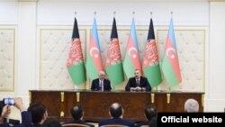 Əfqanistan prezidenti və Azərbaycan prezidenti