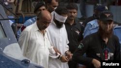 امام مسجد خالد جدون پولیس کی حراست میں (فائل فوٹو)