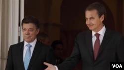 Colombia contará con el asesoramiento del juez español Baltasar Garzón a través de la Organización de Estados Americanos (OEA).