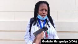 Amai Priscilla Misihairabwi-Mushonga -