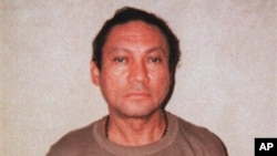 Manuel Noriega (file photo)