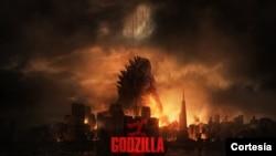Godzilla movie