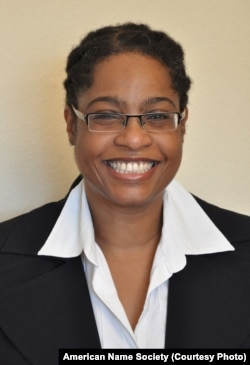 Iman Nick, Ph.D., President of American Name Society