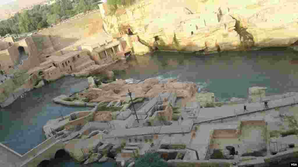 شهر باستانی شوشتر - خوزستان عکس: سعید از شوشتر(ارسالی از شما)
