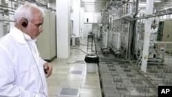 이란 핵 시설 내부 (자료사진)