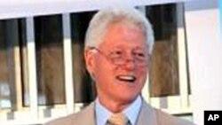 前总统克林顿(档案照片)