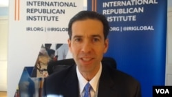 დანიელ ტვაიანინგი, საერთაშორისო რესპუბლიკური ინსტიტუტის პრეზიდენტი