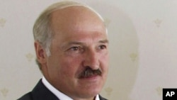 President Alexander Lukashenko (file photo)