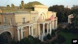 Спасо-Хаус - Резиденция посла США в России