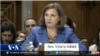 Nuland on U.S. - Russia Relations
