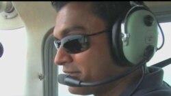 Еден ден во авијатичарската школа на Аеродромот Фривеј во Мериленд