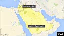 U.S. Secretary of Defense Ashton Carter visiting Jeddah, Saudi Arabia and Amman, Jordan on Wednesday, July 22