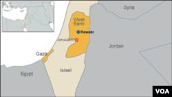 Intara ya Cisjordaniya