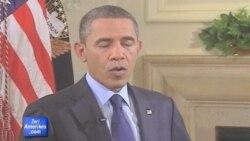 Presidenti Obama flet per Zerin e Amerikes mbi terheqjen e trupave nga Afganistani