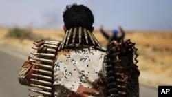Crise líbia: Perigo de contágio na África subsaariana