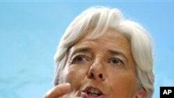 라가르드 IMF 총재 (자료사진)