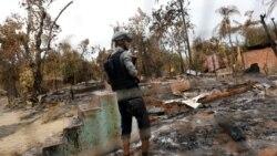ရခိုင္အေရး ျမန္မာစစ္ဘက္ စံုစမ္းစစ္ေဆးေရး ခံု႐ံုးဖဲြ႔စည္းမႈ HRW ေ၀ဖန္