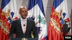Prezidan Michel J.Martelly