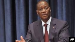 Presidente Alassane Ouattara