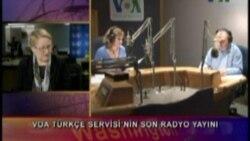 Amerika'nın Sesi Türkçe Bölümü Radyo Yayınlarına Son Verdi
