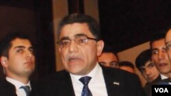 Ông Ghassan Hitto