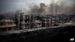 گفته می شود امکان خروج غیرنظامیان از حلب بیشتر شده است.