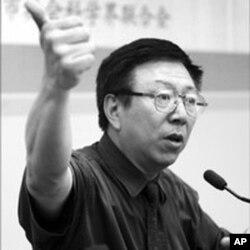 中国人民大学教授周孝正(资料照片)