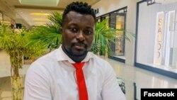 Siradjo Biague, empreendedor de turismo