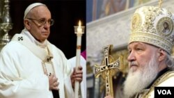 Pope Kirill
