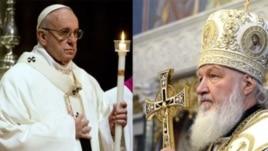 Takimi i dy udhëheqësve të rëndësishëm fetarë