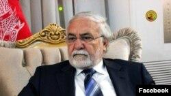 Sayed Fazlullah Wahidi, mantan gubernur Propinsi Herat, Afghanistan tiba di ibukota Pakistan, Islamabad, untuk mengajukan visa ke Inggris, sebelum mengilang secara misterius (Foto: dok).