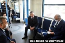 Toshkent metrosi, 29-avgust, 2020
