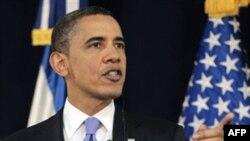 Barak Obama Amerikanın Liviyadakı hərbi missiyasını uğurlu adlandırıb
