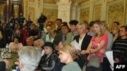 Юлія Тимошенко серед засновників Комітету порятунку України