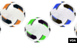 Des logos de ballon, image de courtoisie.